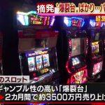 【画像】上野の闇スロ『8cafe』が摘発、容疑の経営者ら6人と客8人を現行犯逮捕
